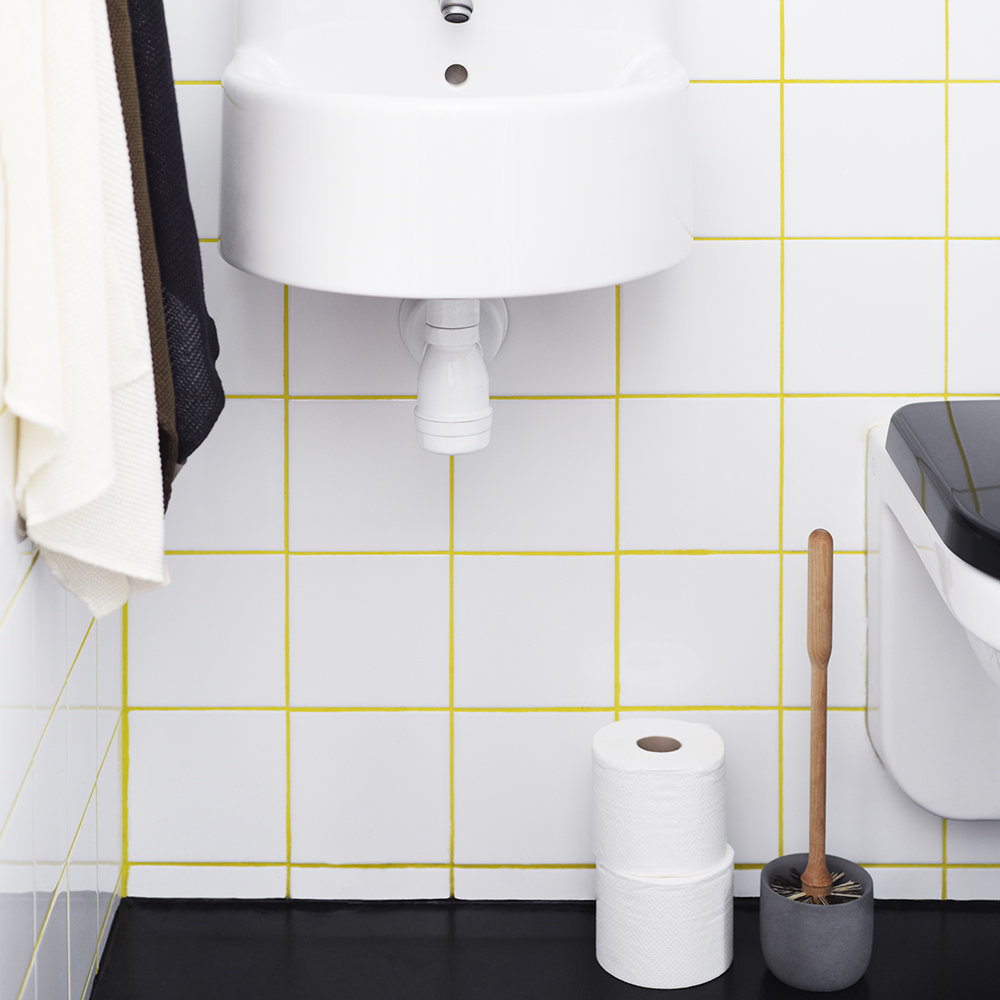 Iris Hantverk - Toilet Brush - Grey