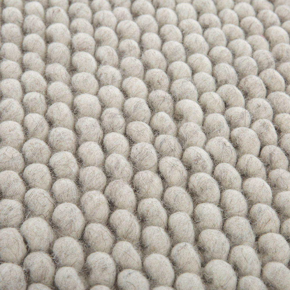 Buy HAY Peas Rug   Soft Grey | Amara