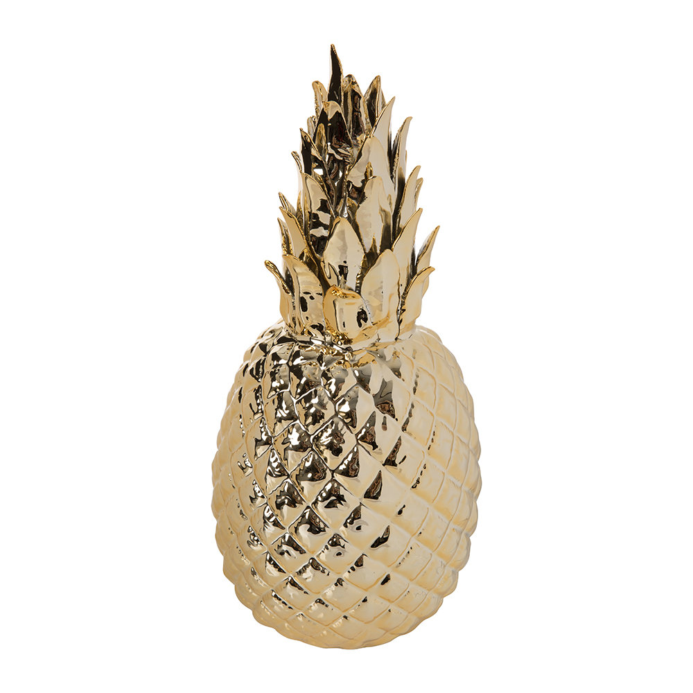 Pols Potten - Pineapple - Gold