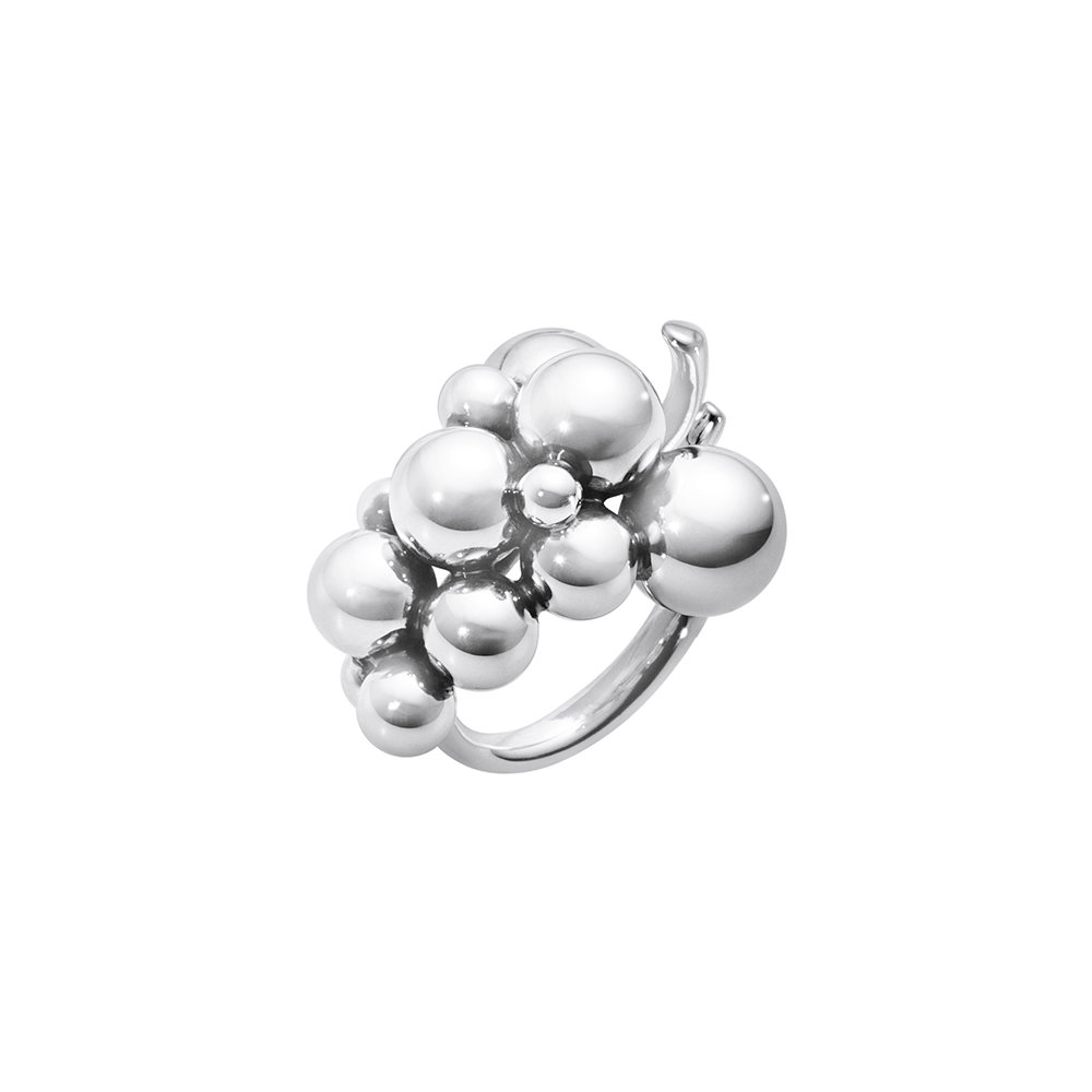 Buy Georg Jensen Grape Cluster Ring P Q Amara