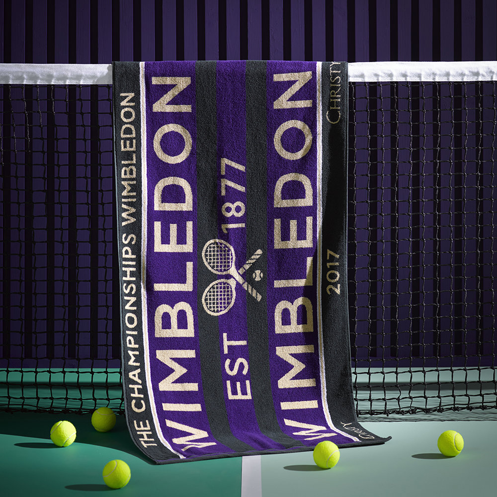 2017 Wimbledon Finals Brackets Back To The Future: Buy The Championships Wimbledon Championship Towel