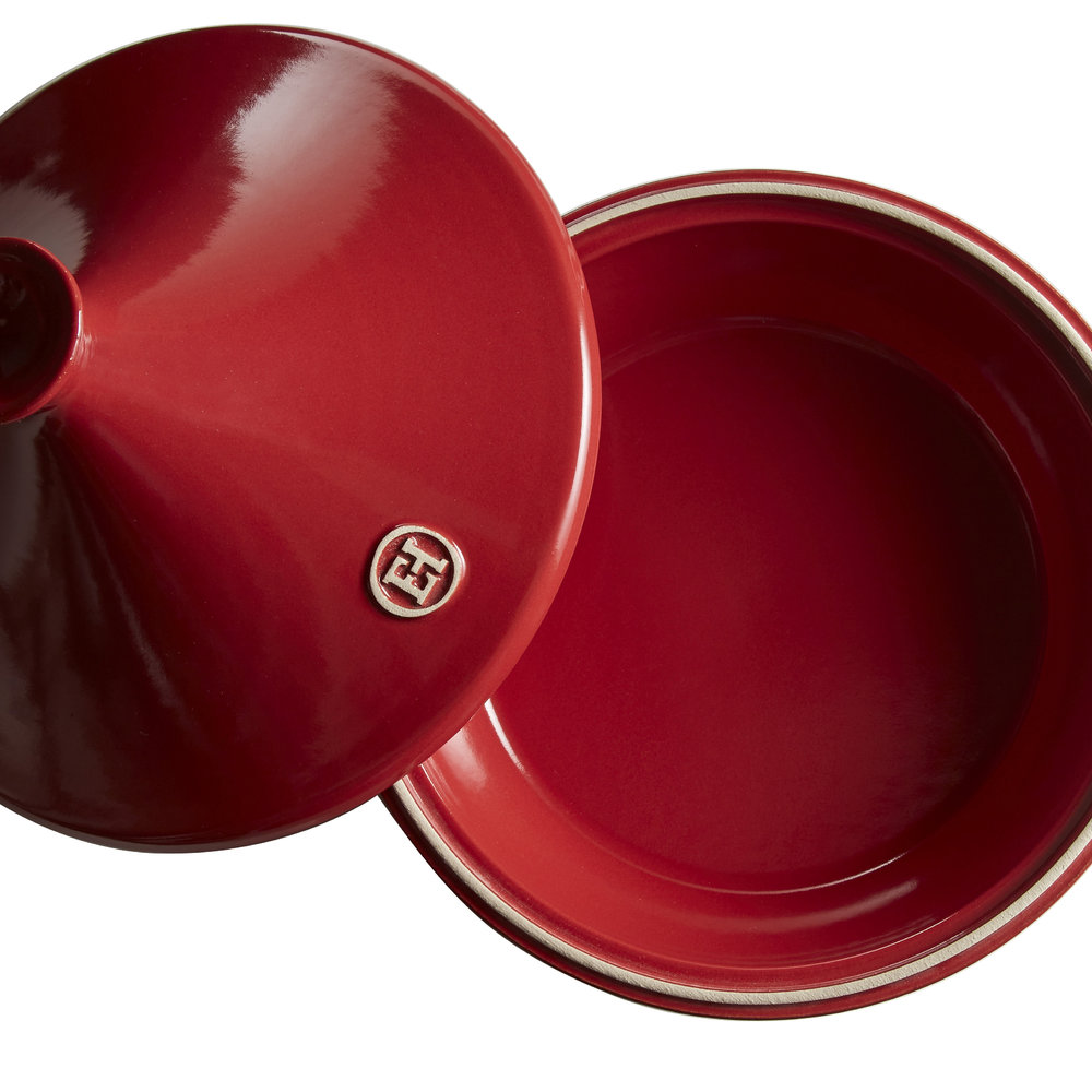 Emile Henry - Tagine - Red - 32 cm