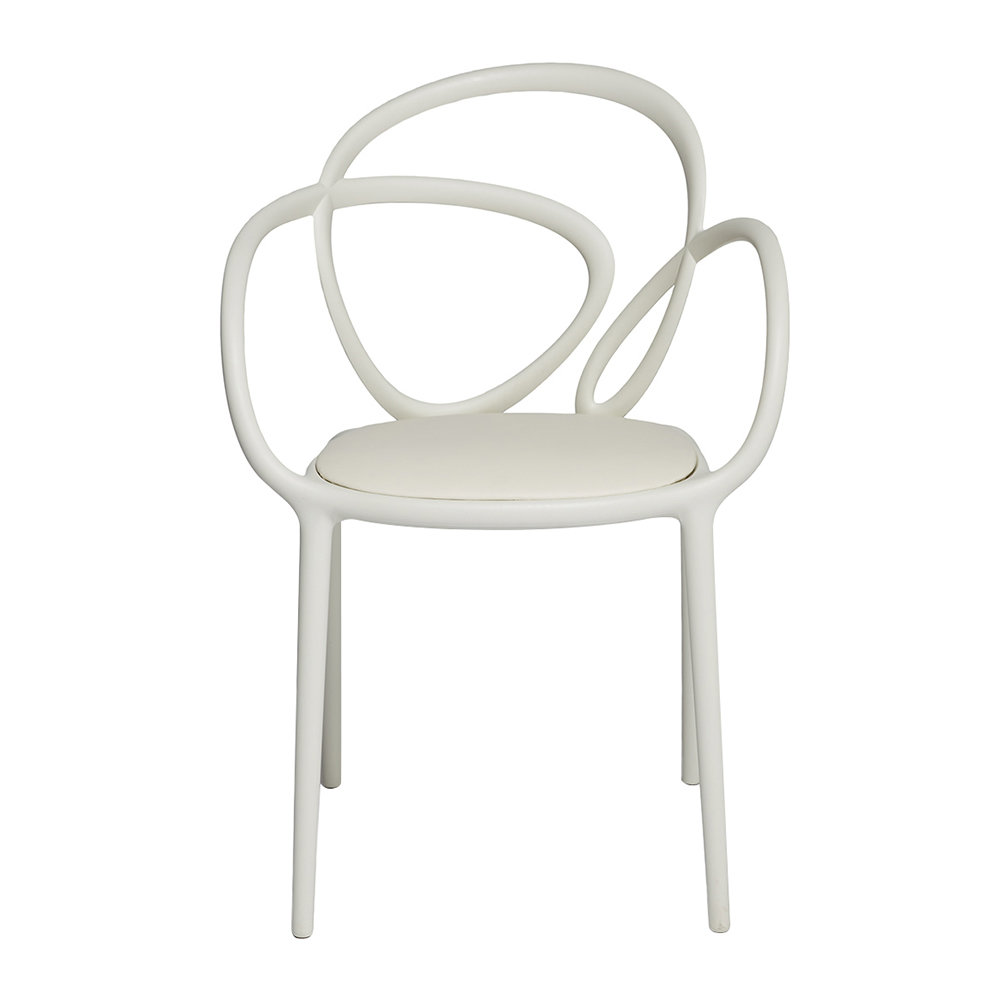 Qeeboo - Loop Outdoor Chair - White
