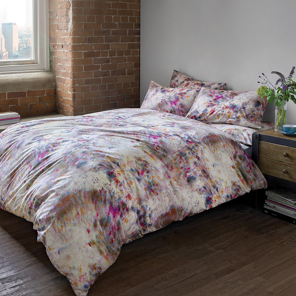 Jigsaw Home - Rainburst Duvet Cover - Super King