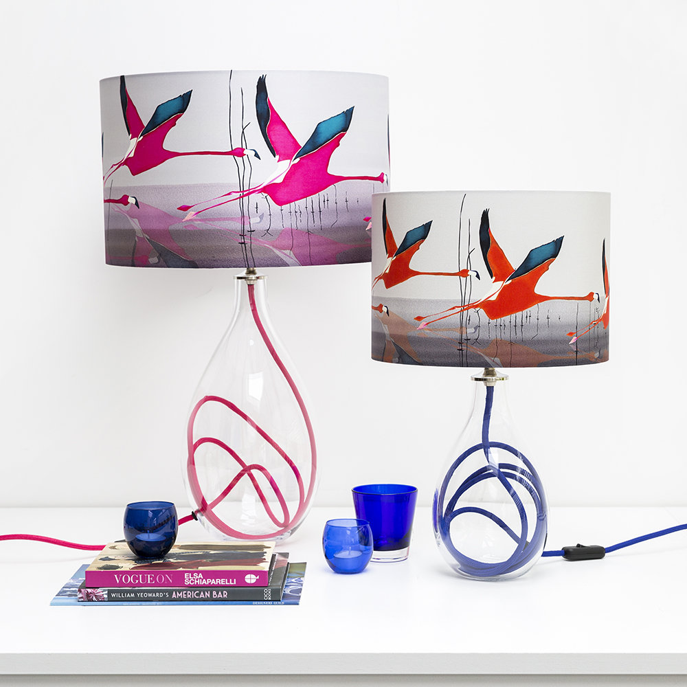Anna Jacobs - Breaking Dawn Lamp Shade - Medium