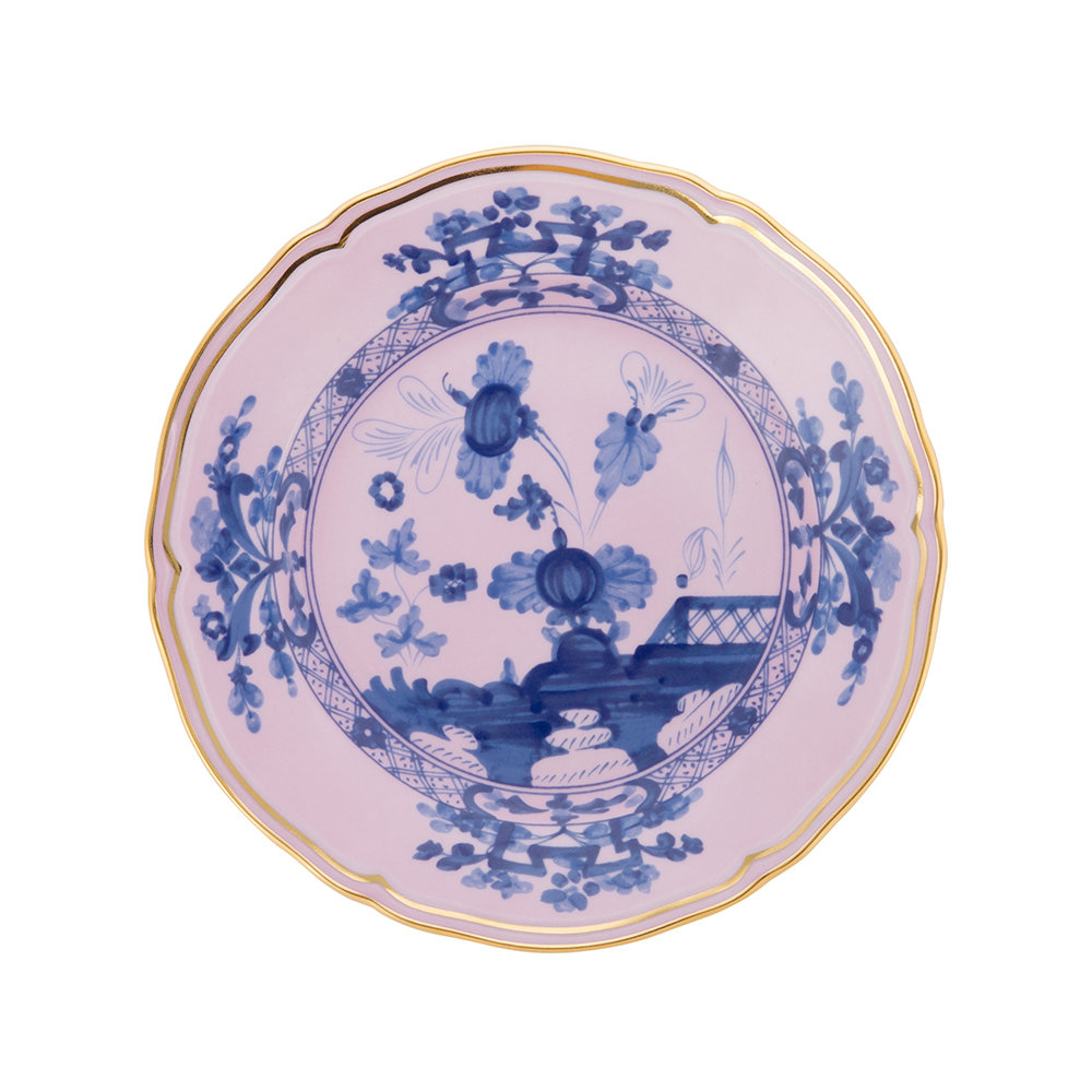Richard Ginori 1735 - Oriente Italiano Side Plate - Azalea