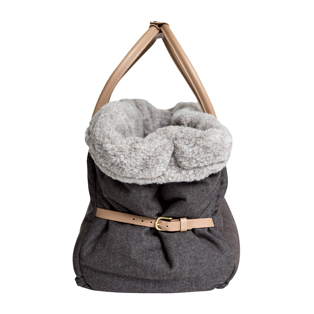 Cloud 7 - Dog Carrier - Heather Brown - Small