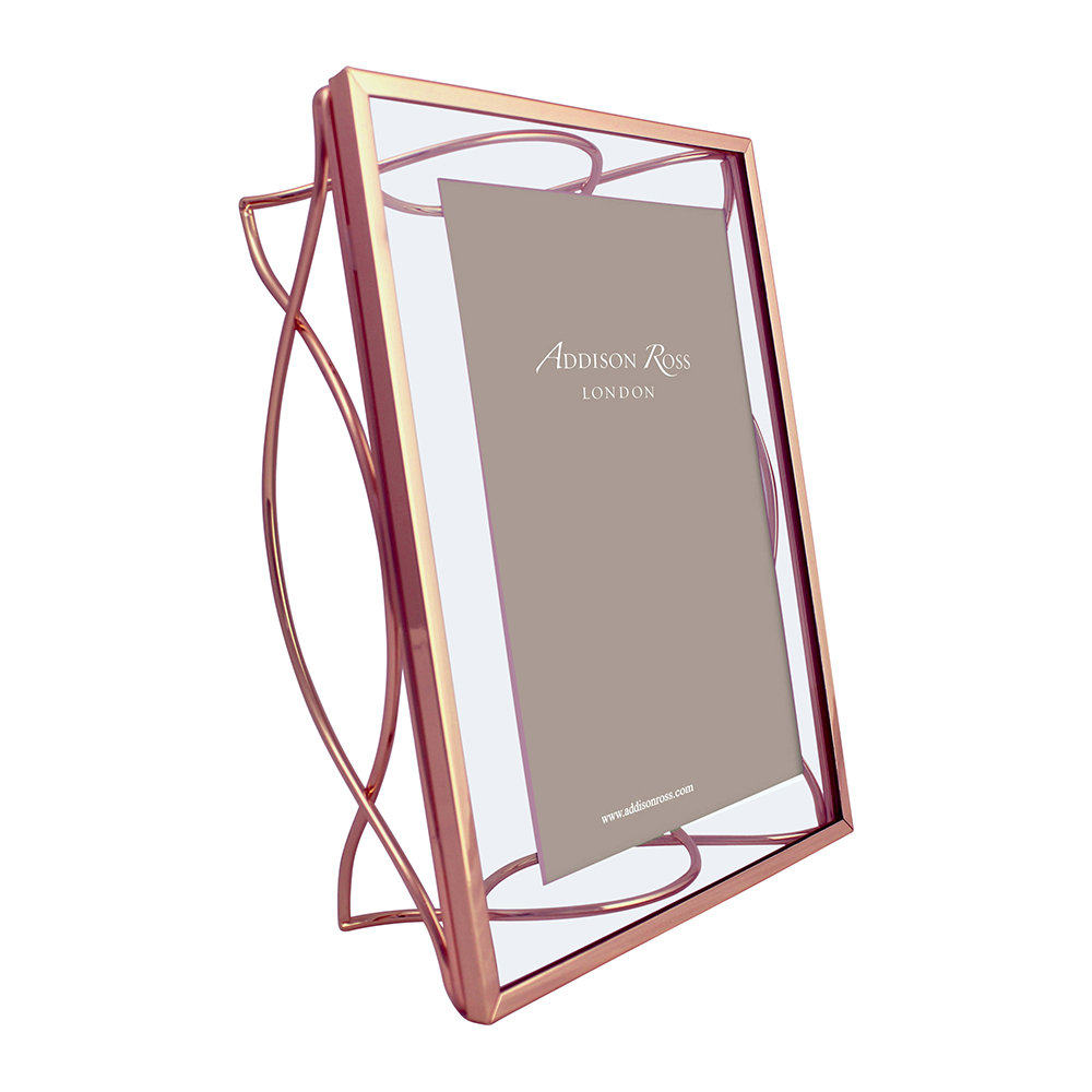 Addison Ross - Rose Gold Elegance Photo Frame - 5x7""