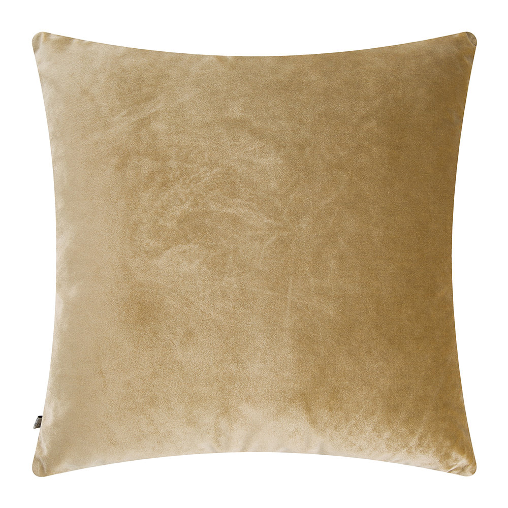 Mulberry Home - Crafted Mulberry Tree Cushion - Ivory/Sand - 50x50cm