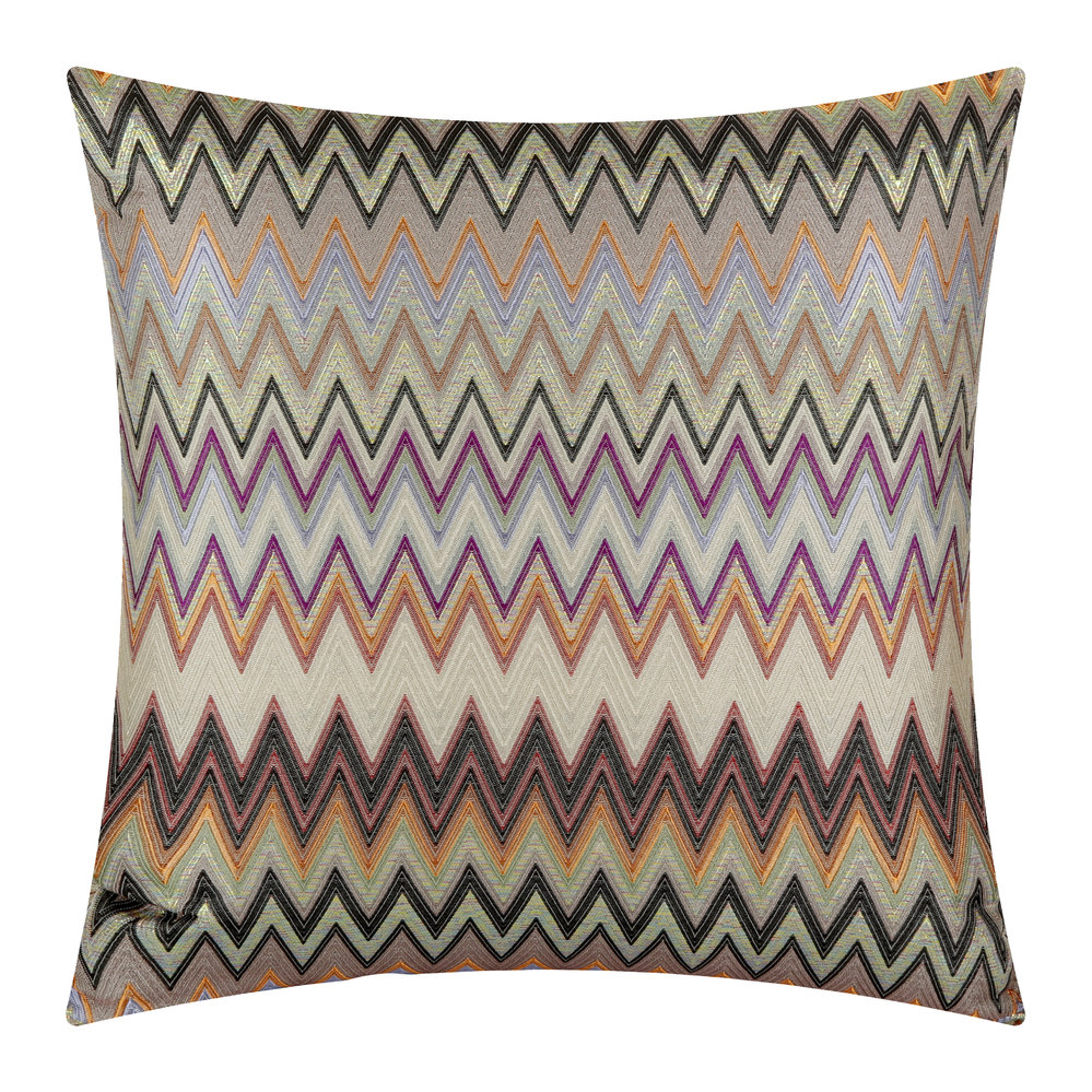 missoni home masuleh cushion 156 40x40cm gay times. Black Bedroom Furniture Sets. Home Design Ideas