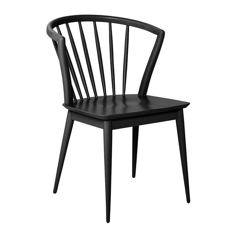 Next  sc 1 st  Amara & Buy Bloomingville Laura Dining Chair - Black | Amara