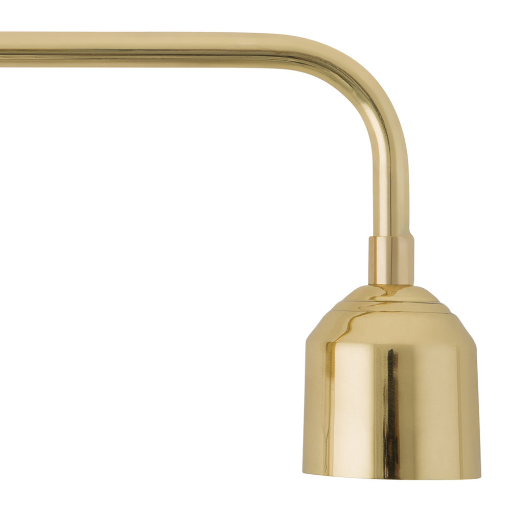Buy Bloomingville Wall Lamp - Gold Finish Amara