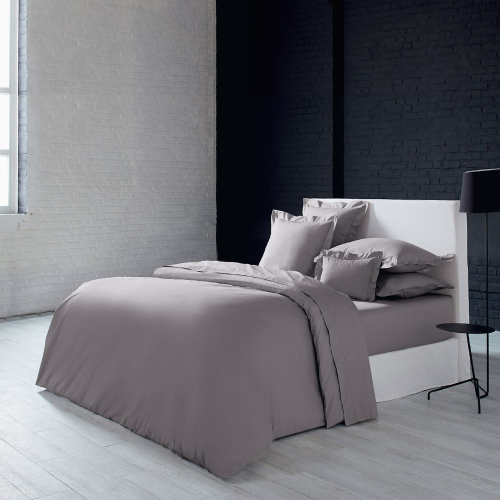 Olivier Desforges - Alcove Duvet Cover - Slate - Double