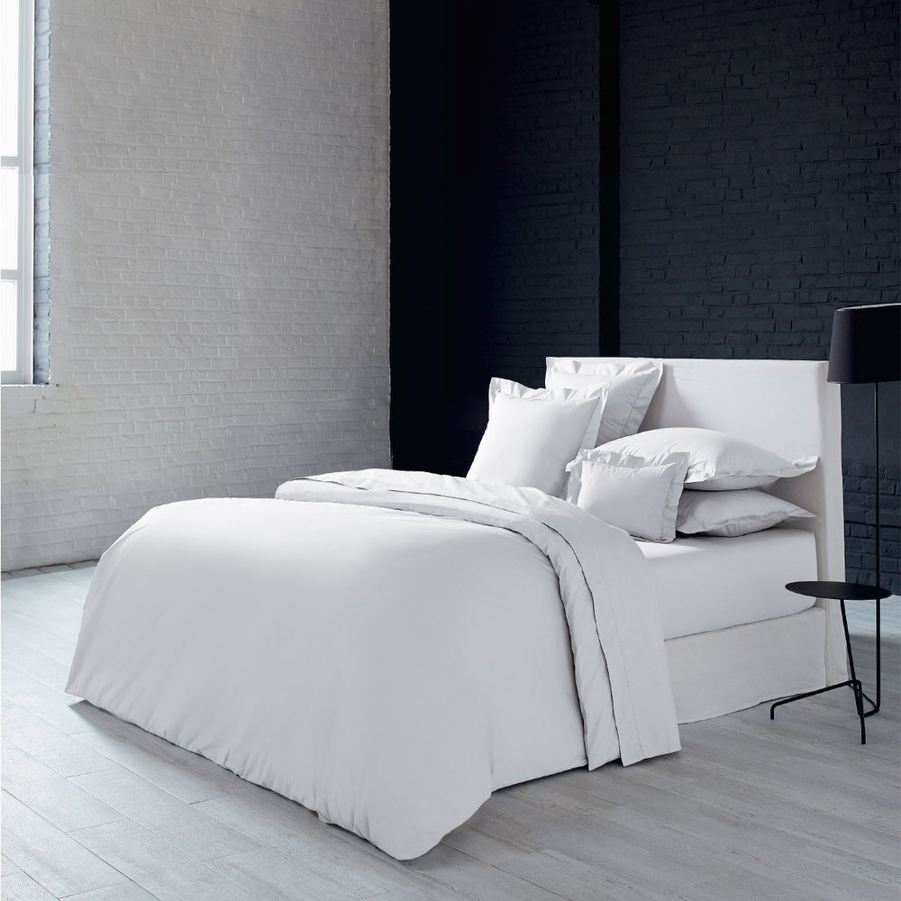 Olivier Desforges - Alcove Quilt Cover - White - King