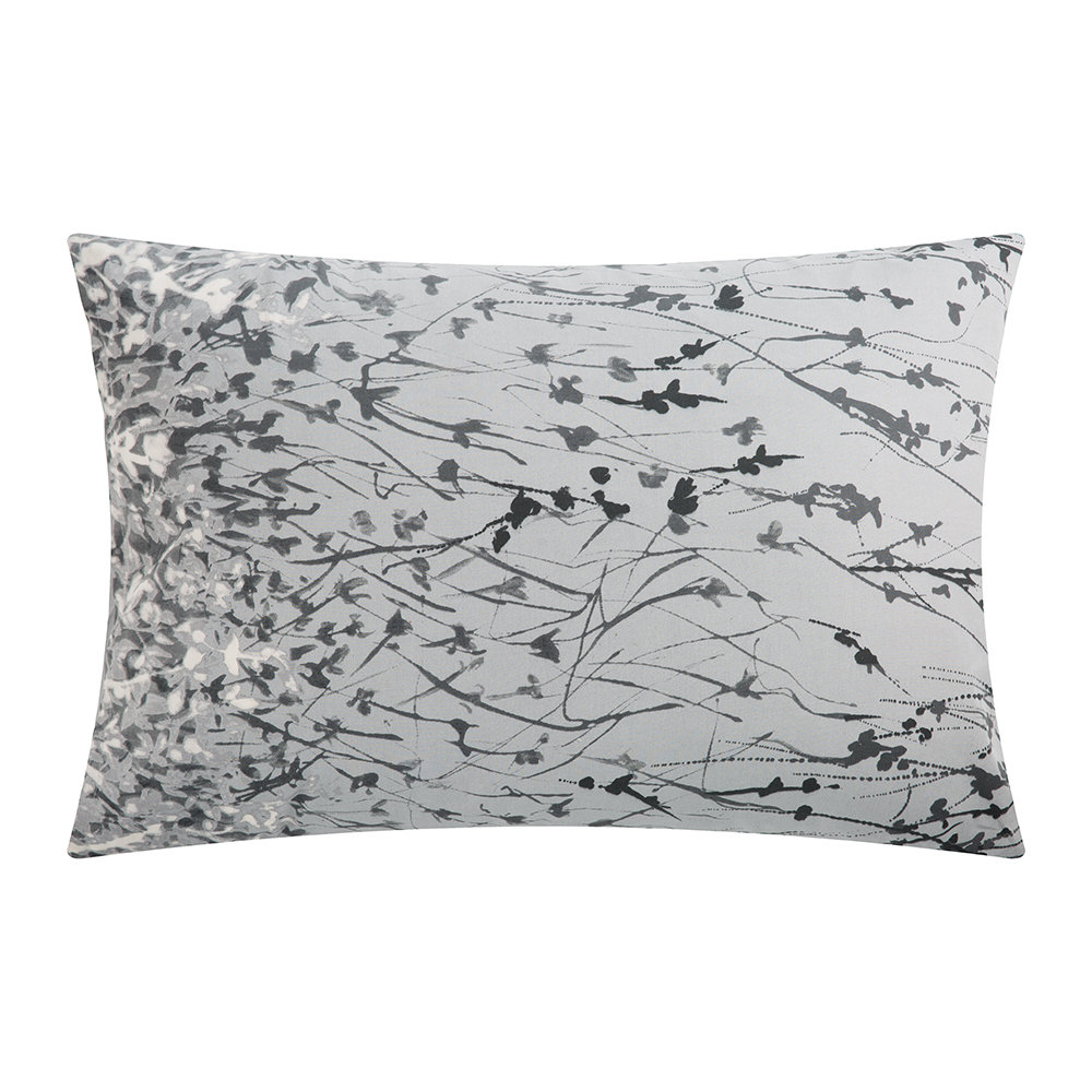 Jigsaw Home - Expressionist Floral Pillowcase - 50x75cm