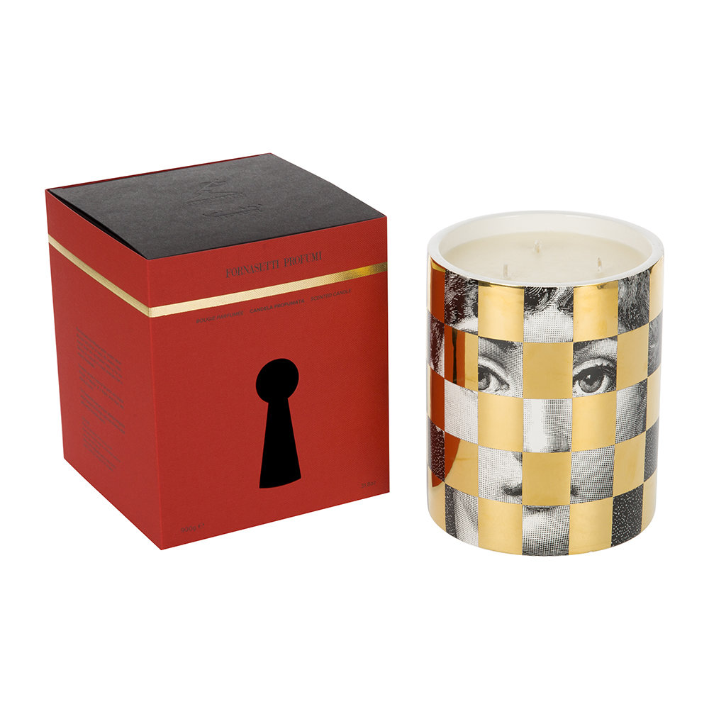 Fornasetti - Scacco Scented Candle - 900g