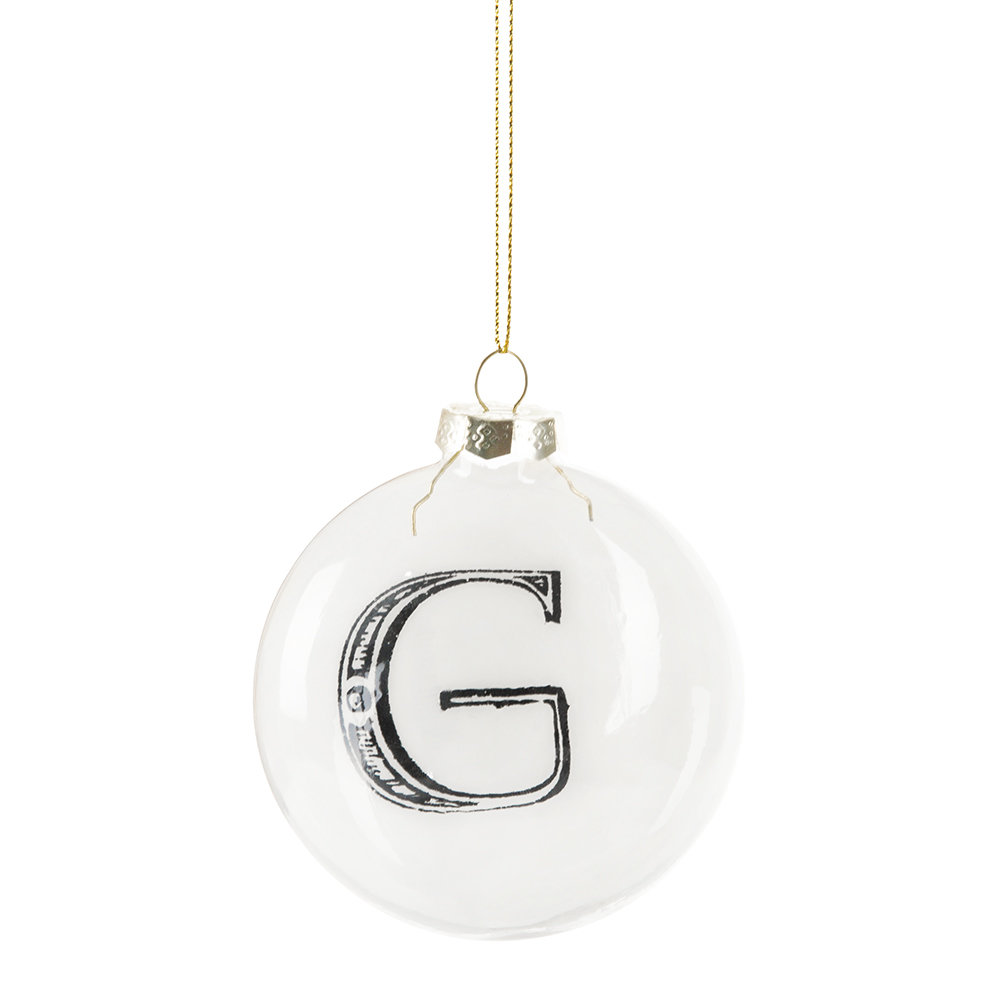 Buy a by amara letter tree decoration 39 g 39 amara for Letter g decoration