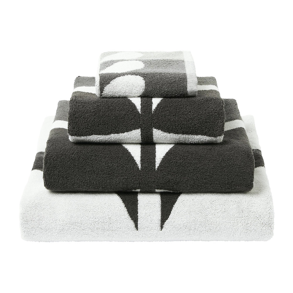 Buy Orla Kiely Large Stem Towel