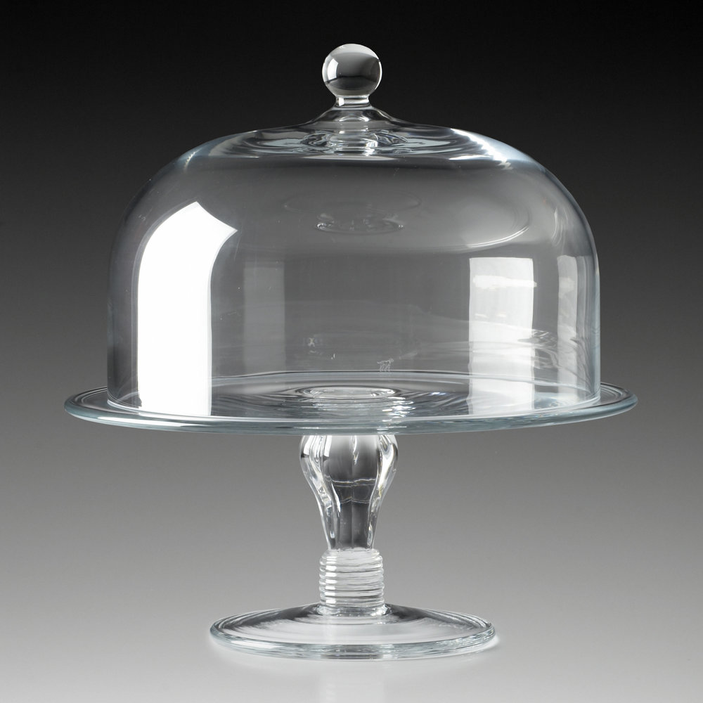 William Yeoward - Country Cake Stand & Dome