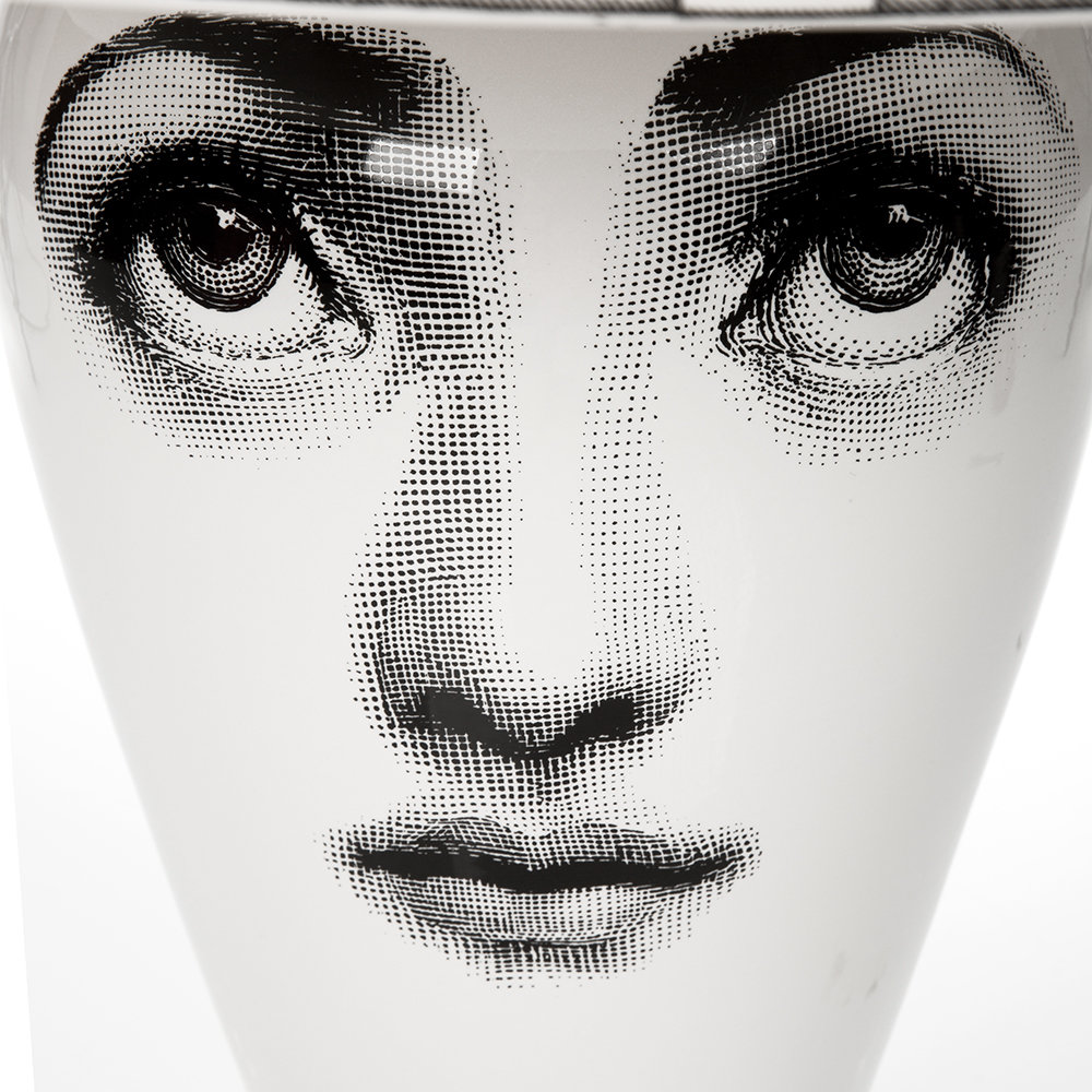 Fornasetti - Architettonico Table - Black/White