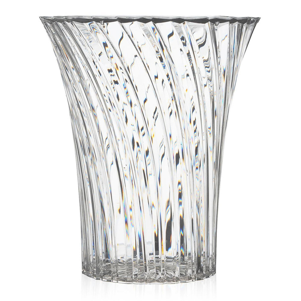 Kartell - Sparkle Stool - Crystal