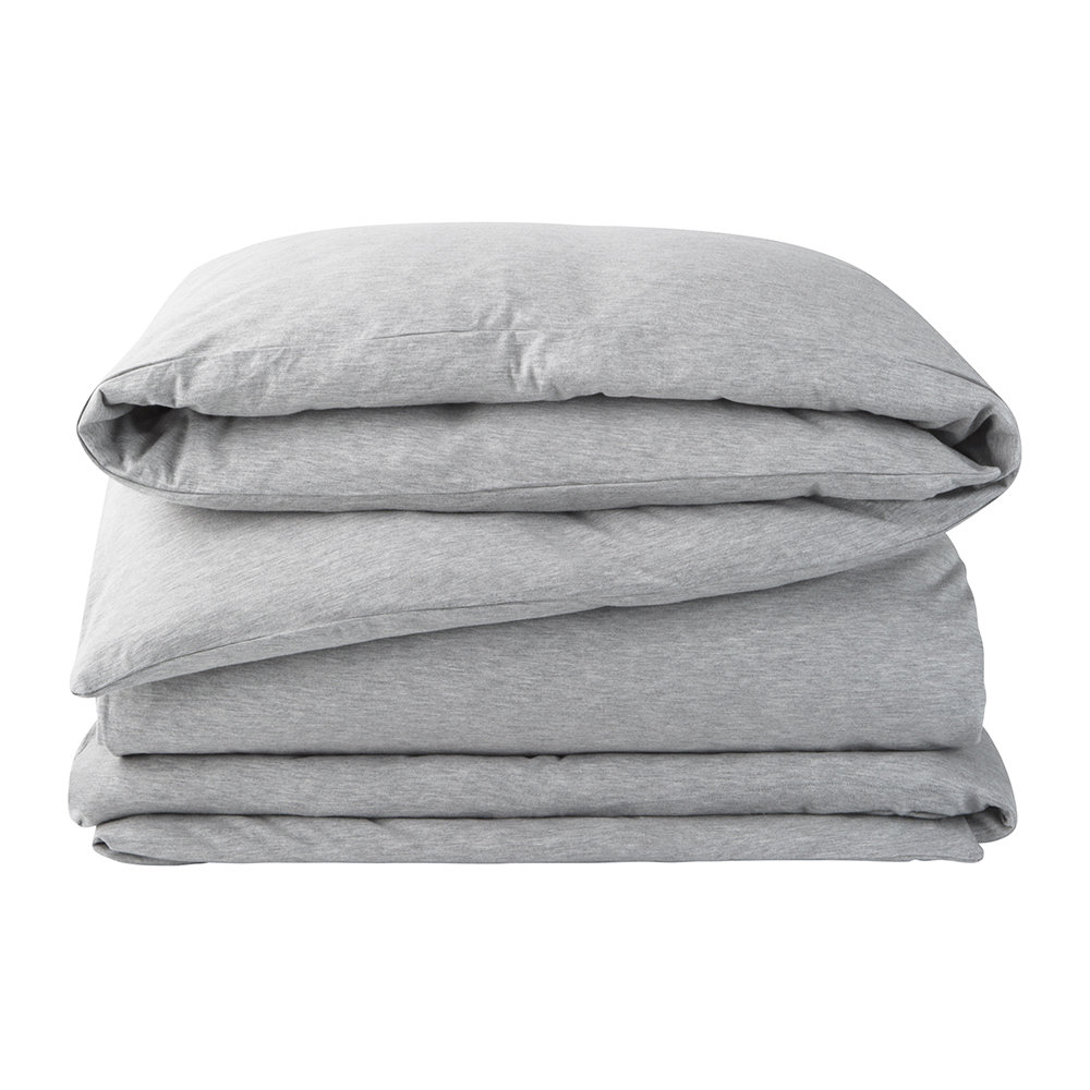 Buy Calvin Klein Modern Cotton Body Duvet Cover Grey