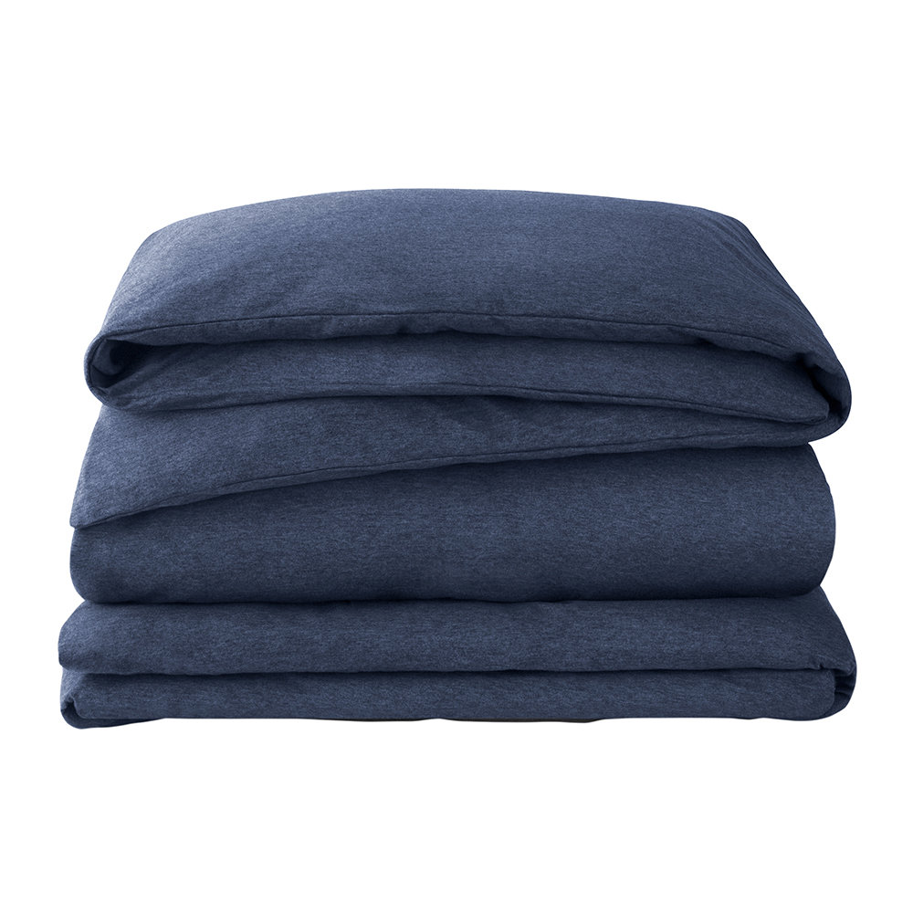 Buy Calvin Klein Modern Cotton Body Duvet Cover Indigo