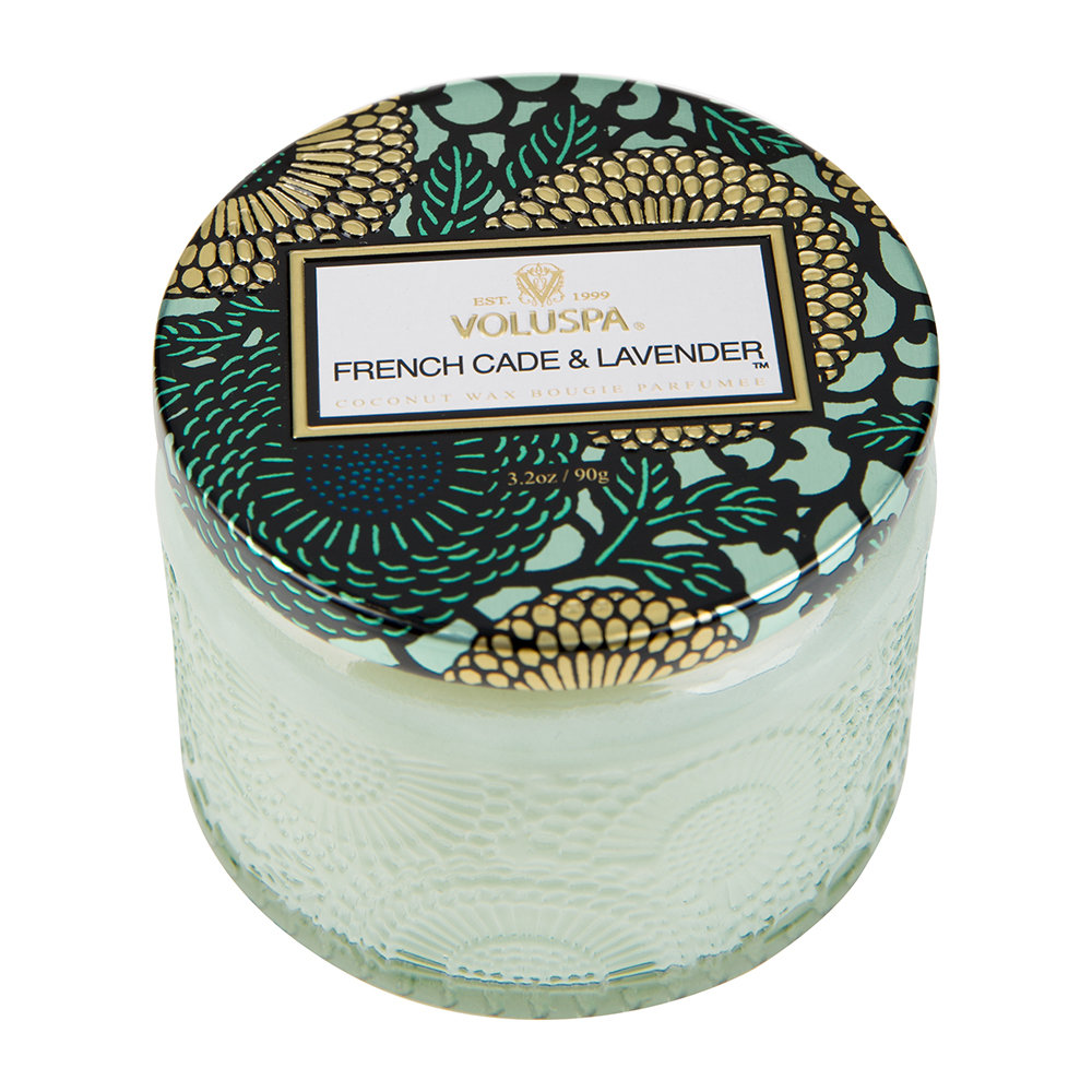 Voluspa - Japonica Limited Edition Candle - French Cade  Lavender - 113g