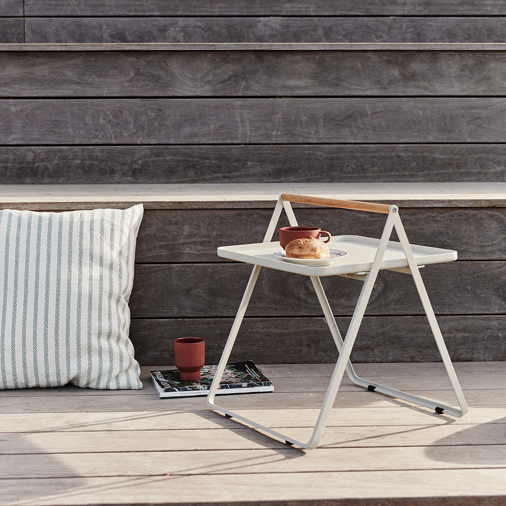 Skagerak - By Your Side Tray Table - Grey