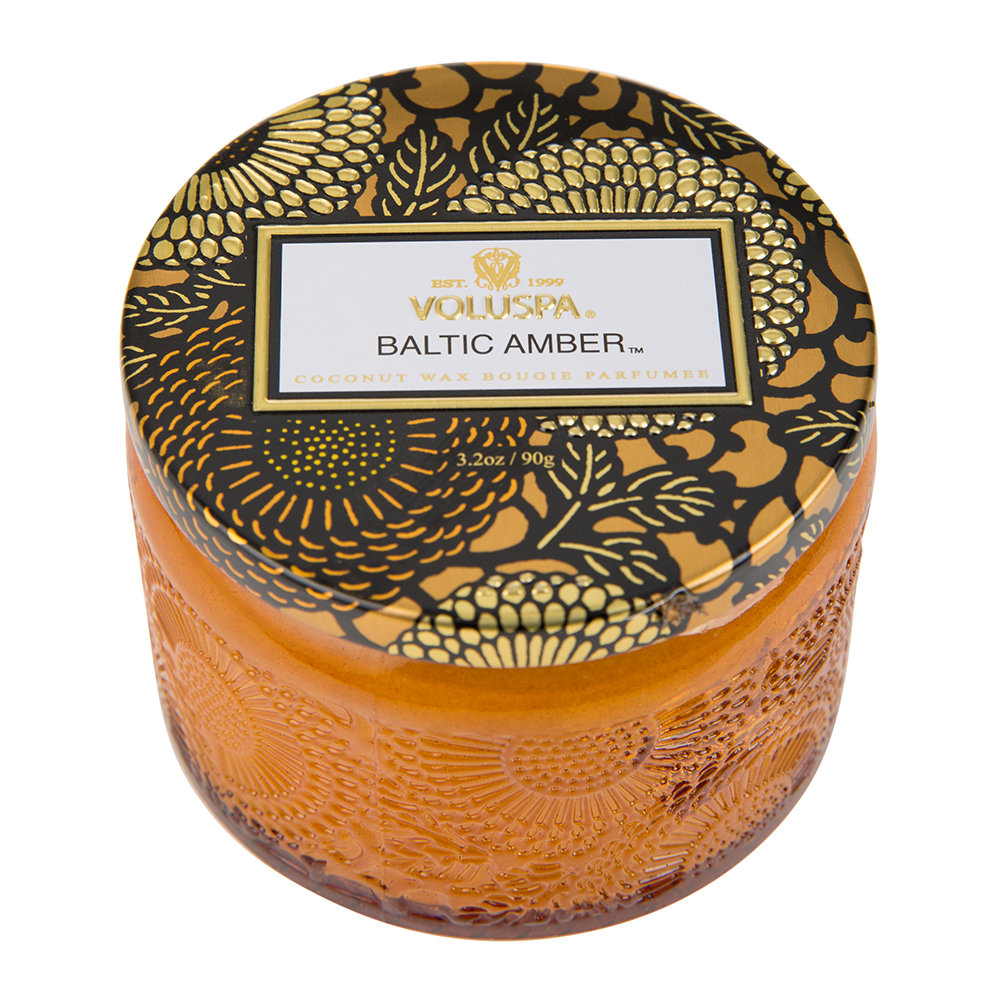 Voluspa - Japonica Limited Edition Candle - Baltic Amber - 90g
