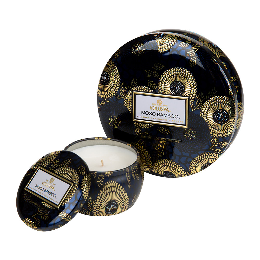 Voluspa - Japonica Limited Edition Candle - Moso Bamboo - 113g
