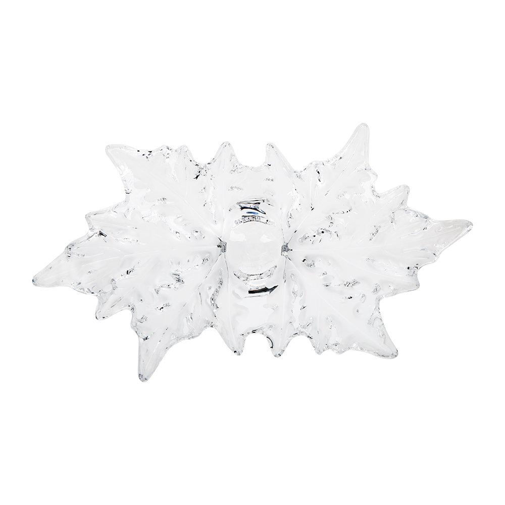 Lalique - Champs-Elysees Bowl - Clear - Small
