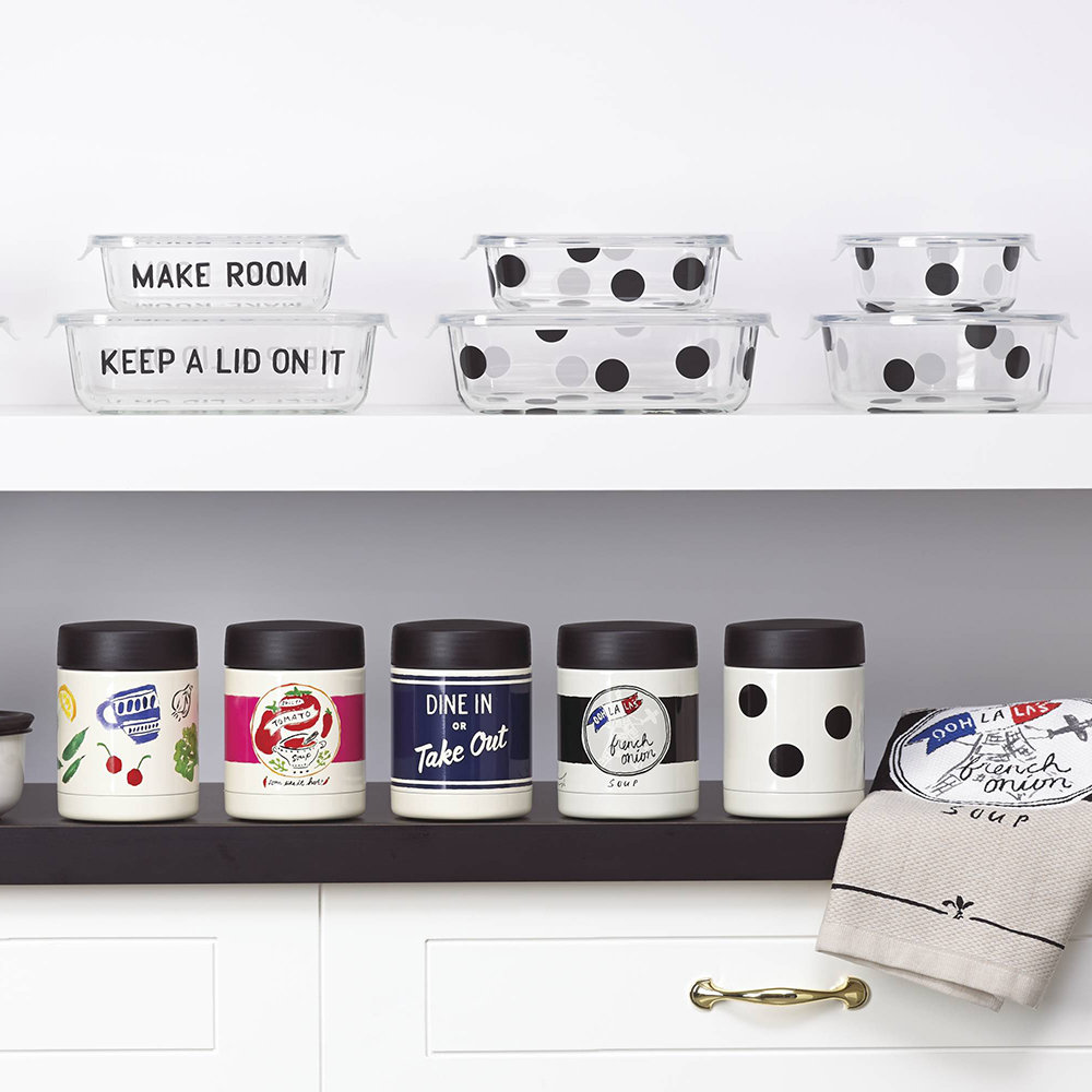 kate spade new york - Insulate Food Container - Order's Up