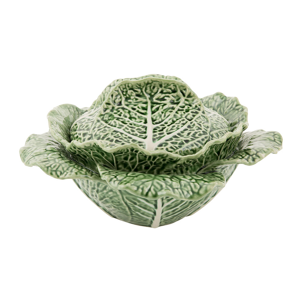 Bordallo Pinheiro - Cabbage Tureen - 2L