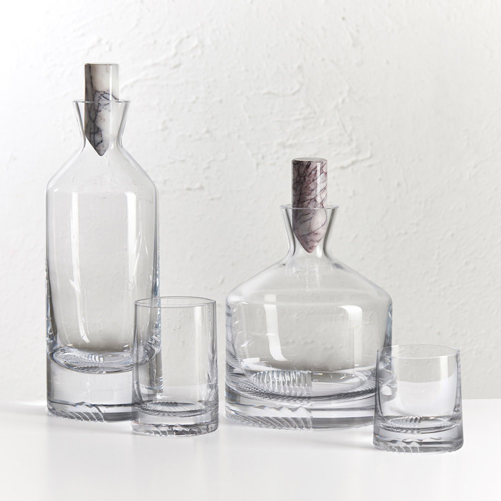 Nude - Alba Whiskey Decanter - Tall