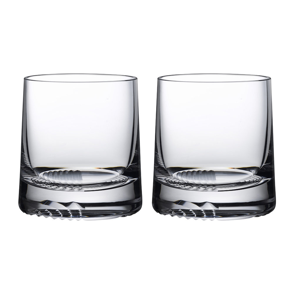 Nude - Alba Whisky Glass - Set of 2 - SOF