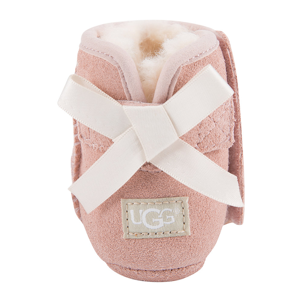 UGG® - Jesse Bow II Infant Boots - Baby Pink