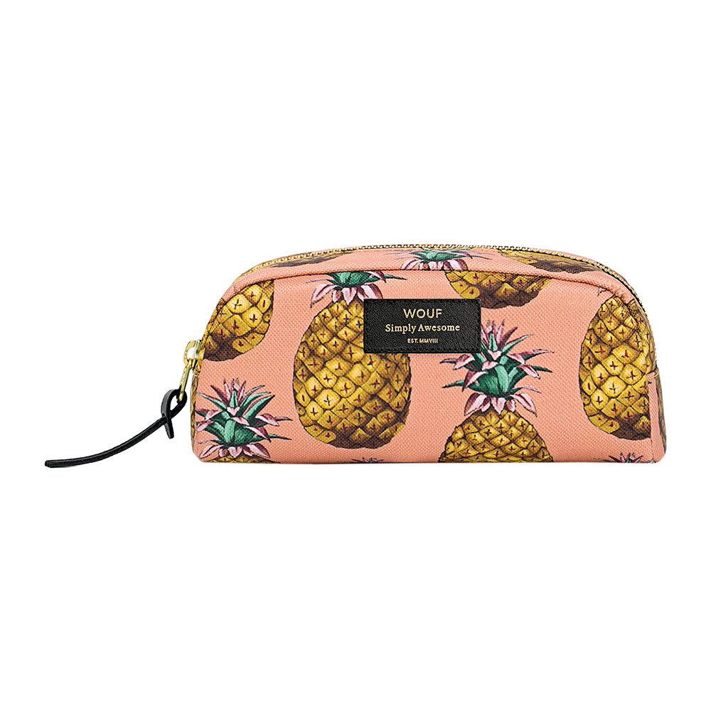 Wouf - Ananas Cosmetic Bag - Small