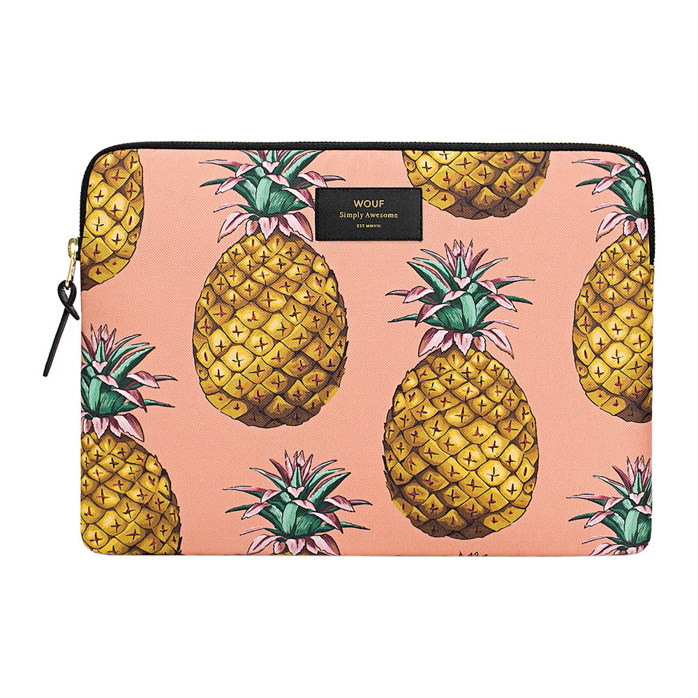 Wouf - Ananas Laptophülle