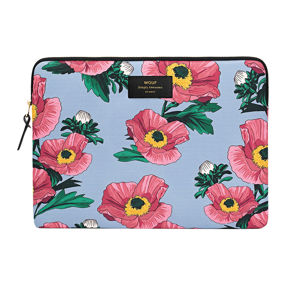 Wouf - Flowers Laptop Case