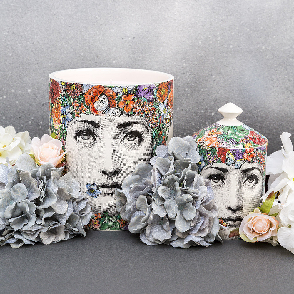 Fornasetti - Flora Scented Candle - 300g