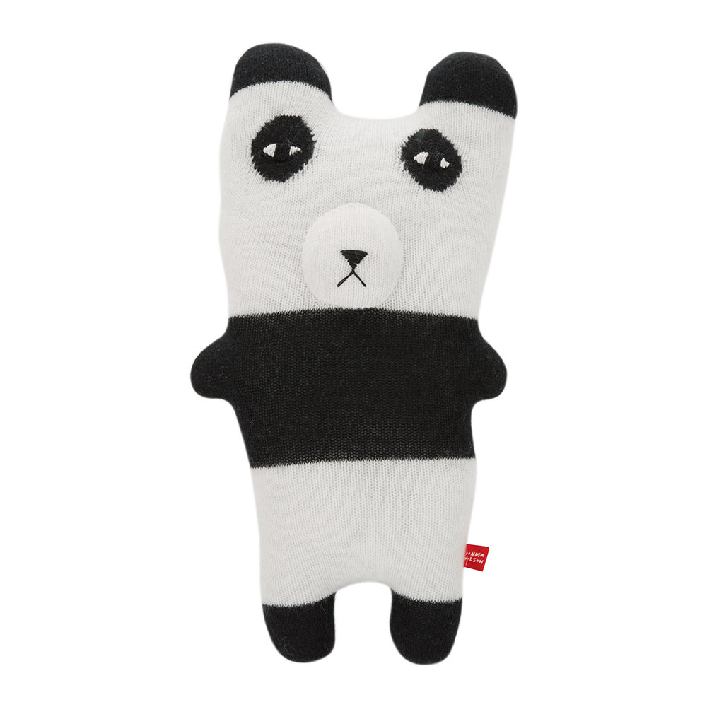 Donna Wilson Donna Wilson – Knitted Lambswool Creature – Pia Panda