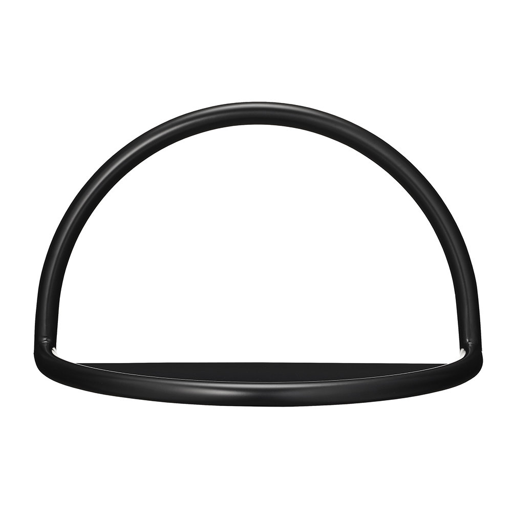 AYTM - Angui Iron Shelf - Black - 39cm