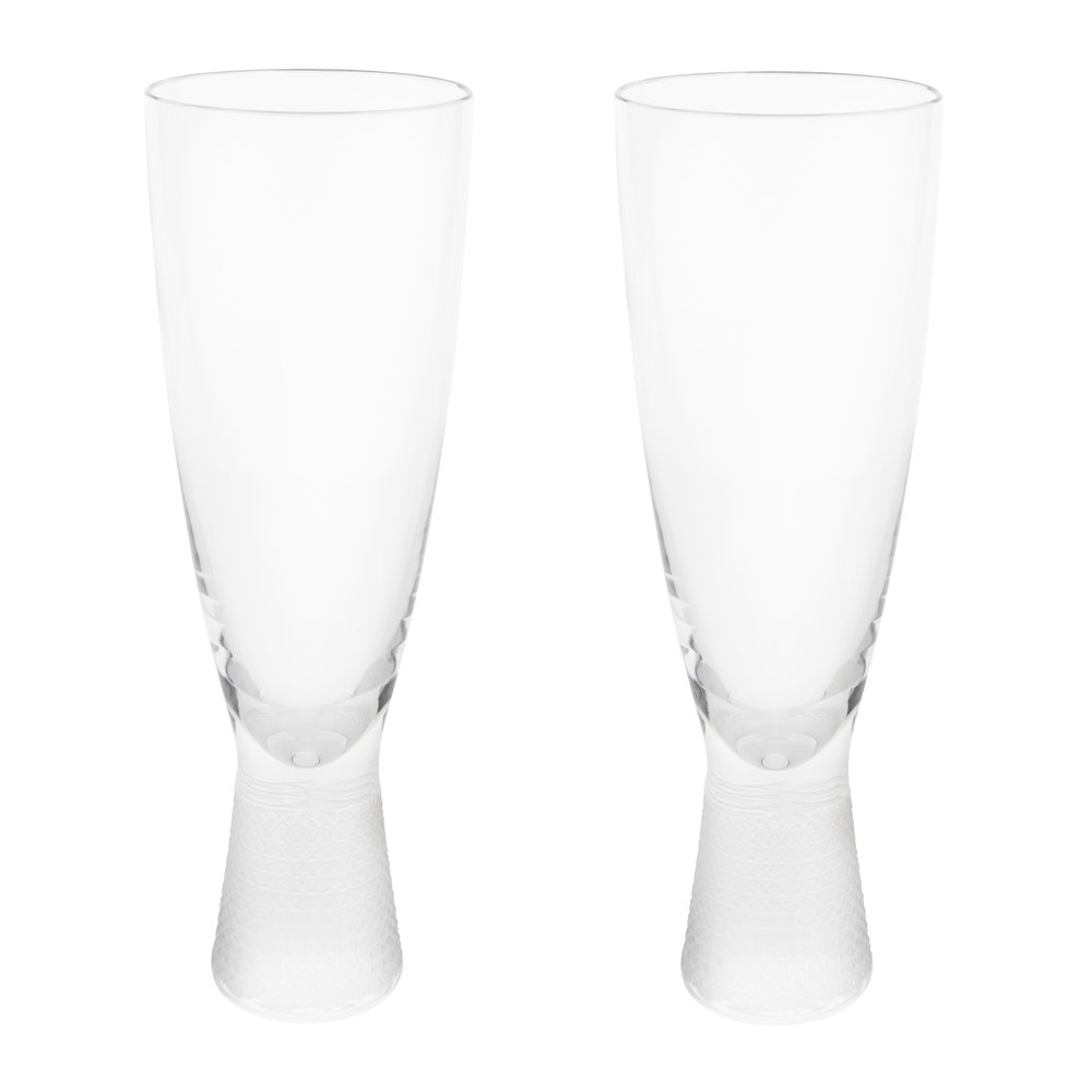 Rosenthal - Frantisek Vizner Champagne Glass - Set of 2