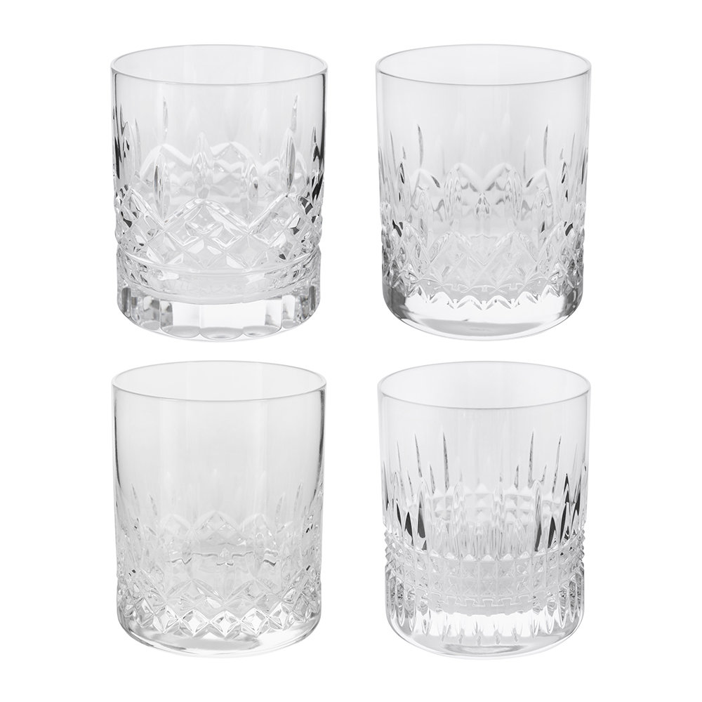 Waterford - Lismore Evolution Tumblers - Set of 4