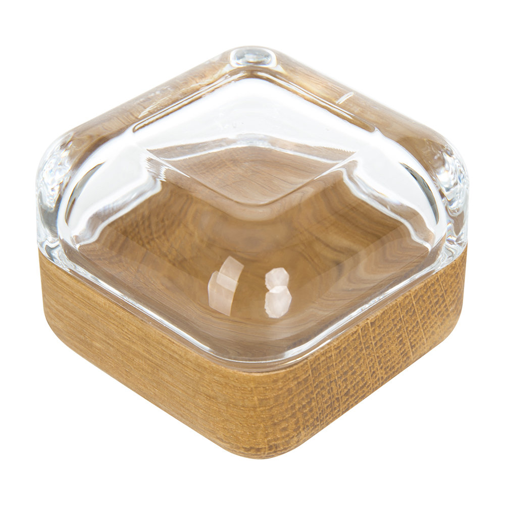 Iittala  Vitriini Box  ClearOak  Small