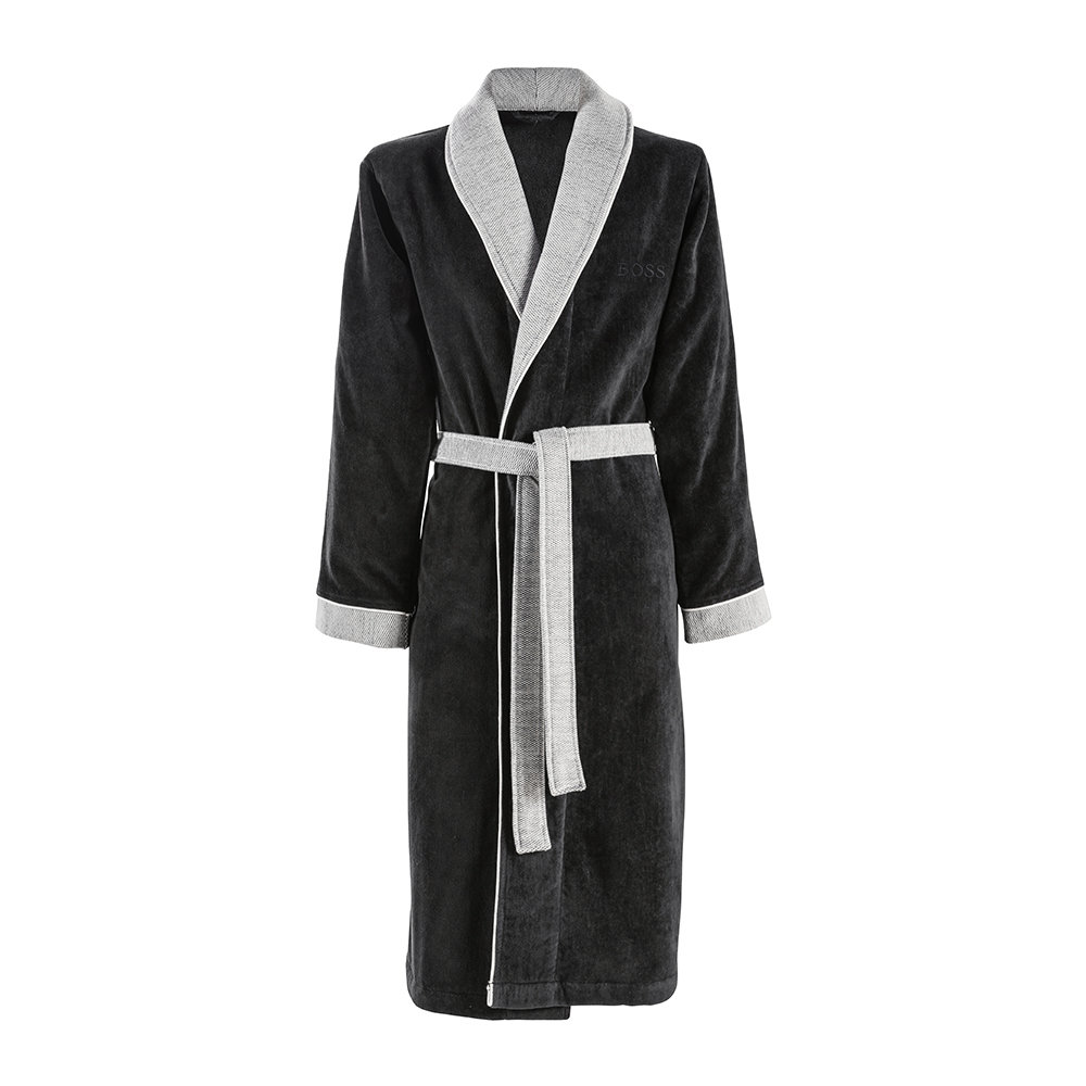Hugo Boss - Lord Bathrobe - Onyx