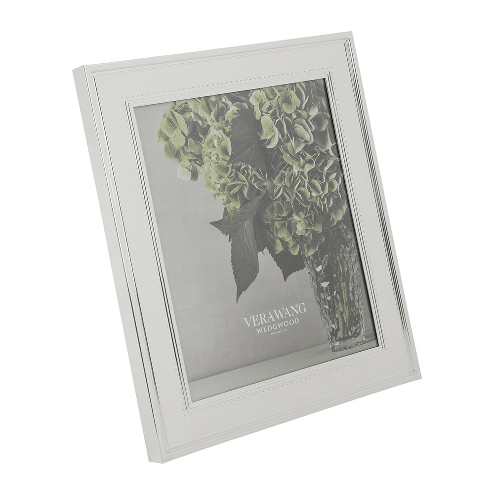 Vera Wang for Wedgwood Grosgrain Bilderrahmen - 8x10\