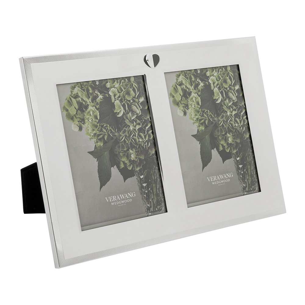 Vera Wang for Wedgwood - Love Always Double Invitation Frame