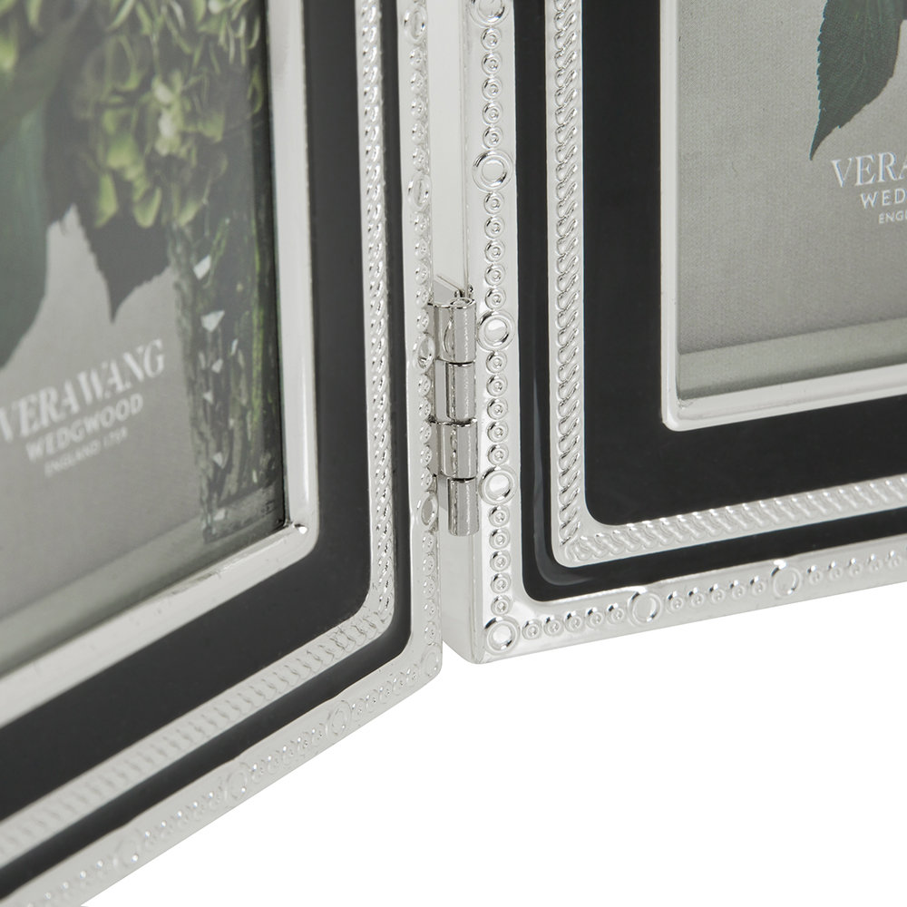 Vera Wang for Wedgwood With Love Faltbarer Rahmen - 2x3\